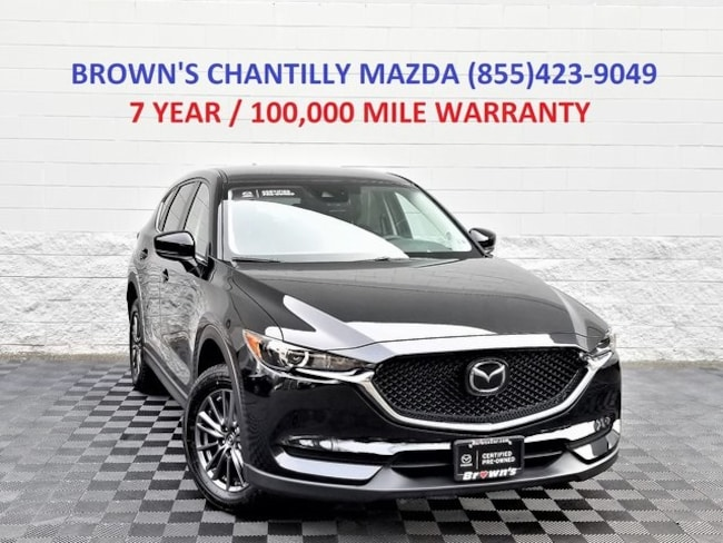 2019 Mazda CX-5 Touring SUV