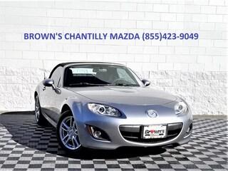 2010 Mazda Miata Sport Convertible