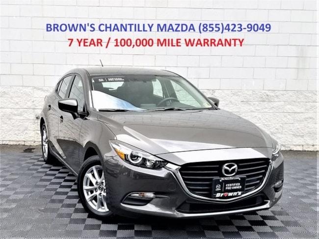 2017 Mazda Mazda3 Sport Hatchback