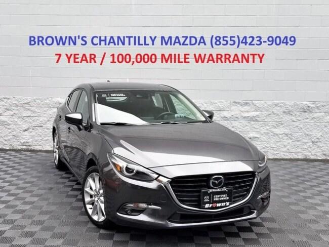 2017 Mazda Mazda3 Grand Touring Hatchback