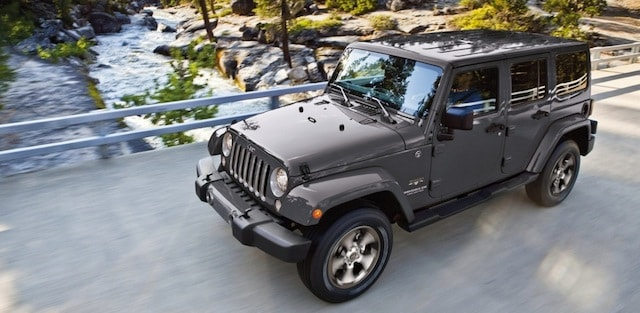 West Union area 2017 Jeep Wrangler Unlimited