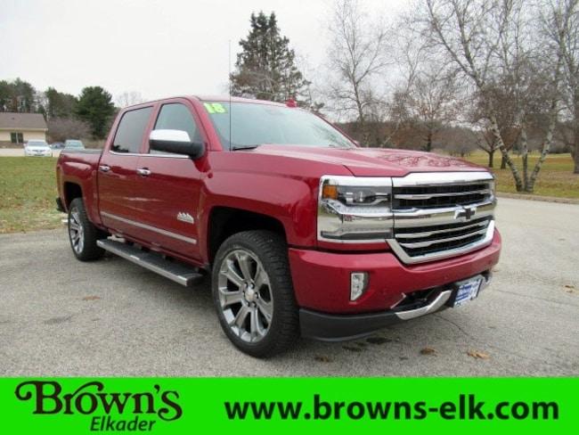 New 2018 Chevrolet Silverado 1500 High Country For Sale Near Prairie