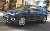 2017 Ford Edge near West Union