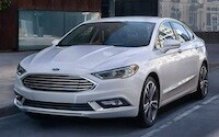 2017 Ford Fusion in Elkader