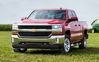 2017 Chevrolet Silverado 1500 near West Union