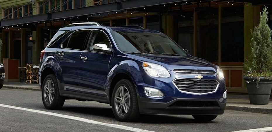 Elkader 2017 Chevrolet Equinox dealership