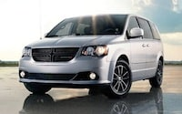 2017 Dodge Grand Caravan near West Union