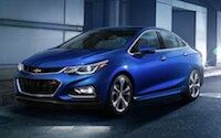 2017 Chevrolet Cruze in Elkader