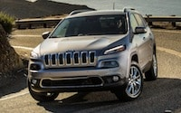 2017 Jeep Cherokee near West Union