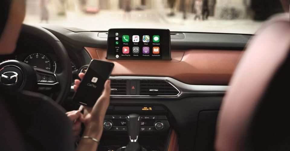 apple carplay & android auto now available for 2019 mazda vehicles