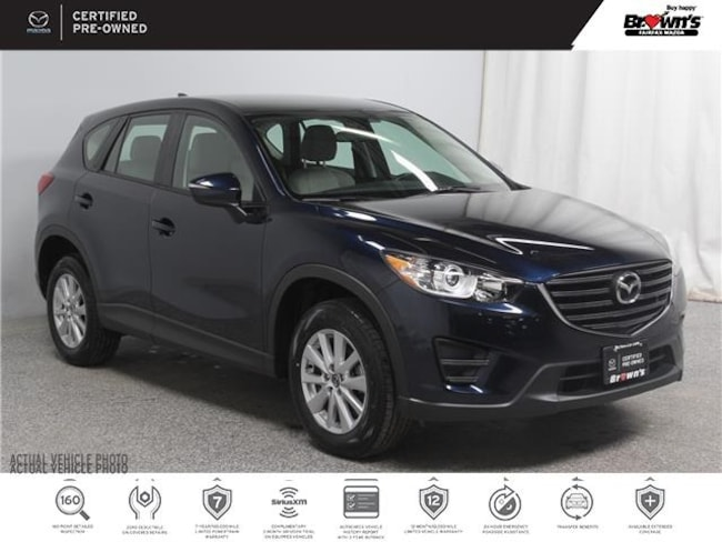 Certified 2016 Mazda CX-5 Sport SUV Fairfax VA
