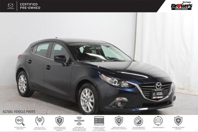 Certified 2016 Mazda Mazda3 i Hatchback Fairfax VA