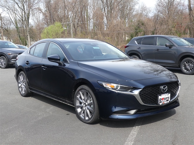 2020 Mazda Mazda3 Select Package Sedan Fairfax