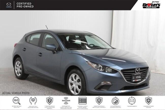 Certified 2016 Mazda Mazda3 i Sport Hatchback Fairfax VA