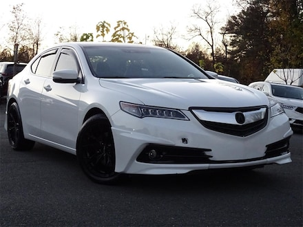 2017 Acura TLX 2.4L Technology Sedan