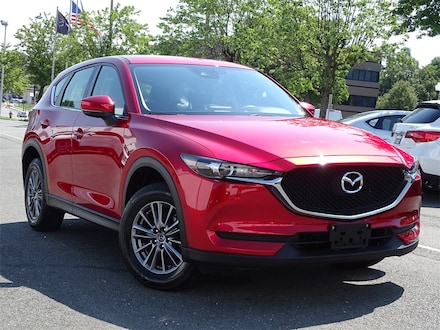 2017 Mazda CX-5 Sport SUV