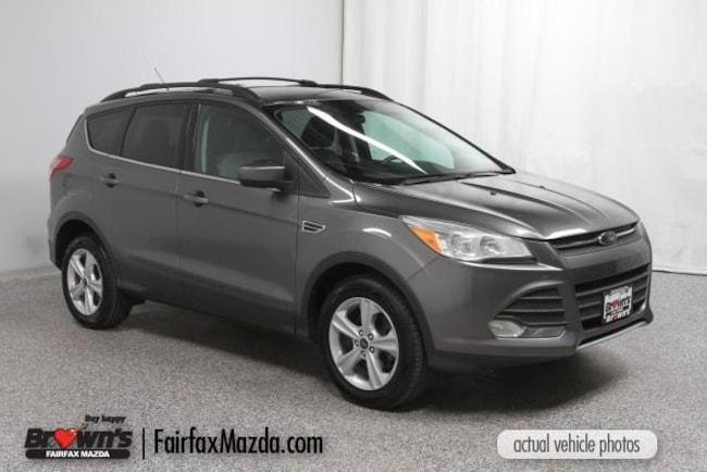Used 2013 Ford Escape SE SUV Fairfax