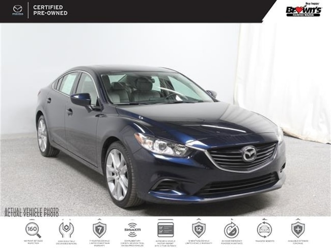 Certified 2016 Mazda Mazda6 i Touring Sedan Fairfax VA