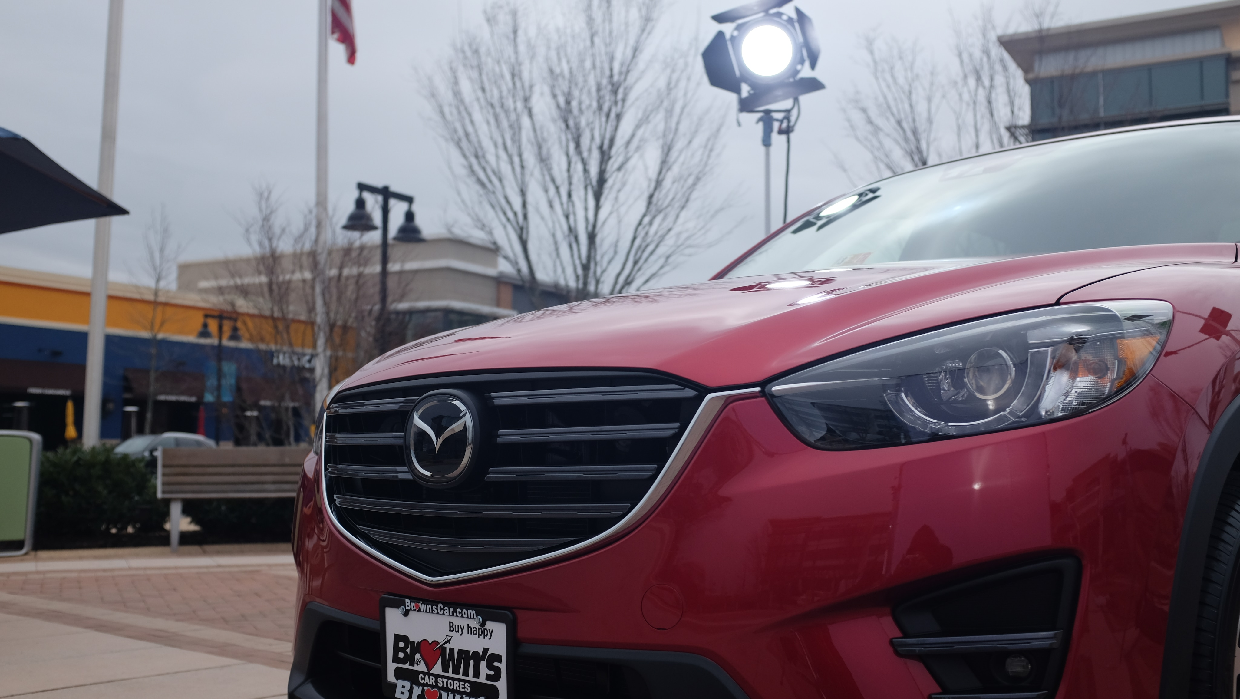 Brown S Fairfax Mazda The Mazda Cx 5 Comes To Your Screen In Our