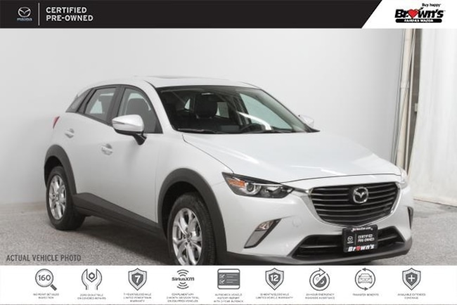 Certified 2016 Mazda CX-3 Touring SUV Fairfax VA