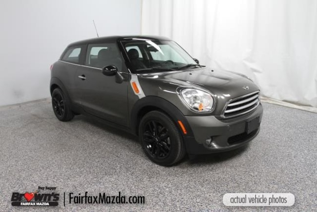 Used 2014 MINI Cooper Paceman SUV Fairfax