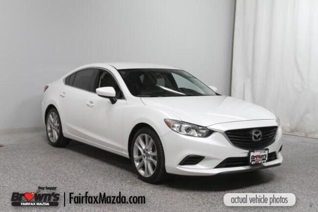 Used 2014 Mazda Mazda6 i Touring Sedan Fairfax