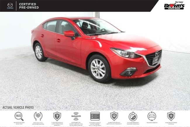 Certified 2016 Mazda Mazda3 i Sedan Fairfax VA