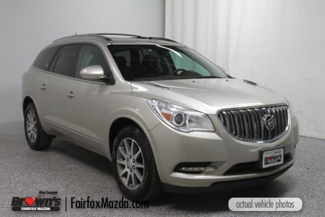 Used 2013 Buick Enclave Leather Group SUV Fairfax