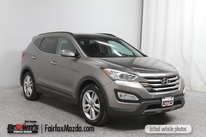 Mazda Santa Fe >> Used 2016 Hyundai Santa Fe Sport For Sale At Browns Mazda