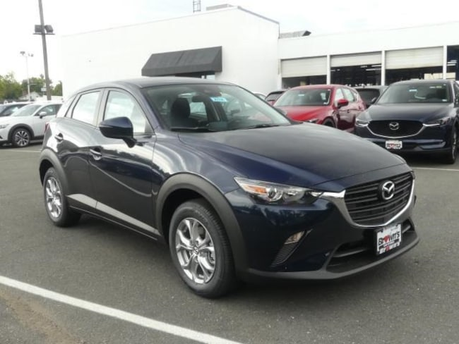 2019 Mazda Mazda CX-3 Sport SUV Fairfax