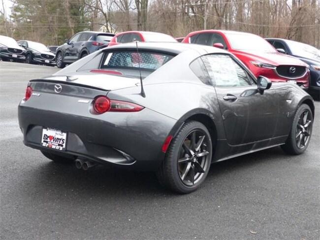 2018 Mazda Mazda MX-5 Miata RF Club For Sale | Alexandria ...