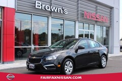 2016 Chevrolet Cruze Limited LS Sedan ECOTEC I4 SMPI DOHC VVT 1.8L 6-Speed Automatic Electronic with Overdrive A45304