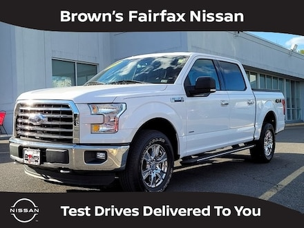 2016 Ford F-150 XLT Truck V6 6-Speed Automatic Electronic BB15871
