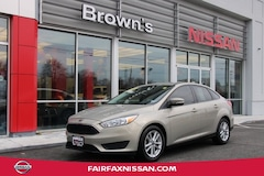 2015 Ford Focus SE Sedan 4-Cylinder DGI DOHC 2L 6-Speed Automatic with Powershift A45088B