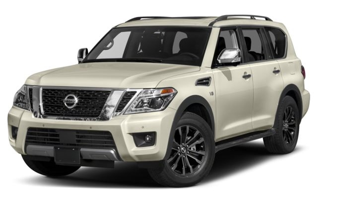 2018 Nissan Armada for Sale in Fairfax, VA | Brown's ...