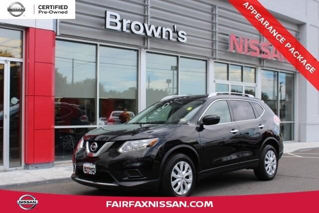 2019 Nissan Rogue For Sale in Fairfax VA | Brown's Fairfax