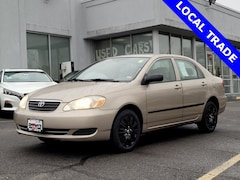 2007 Toyota Corolla CE Sedan I4 SMPI DOHC 1.8L 4-Speed Automatic with Overdrive BB15819