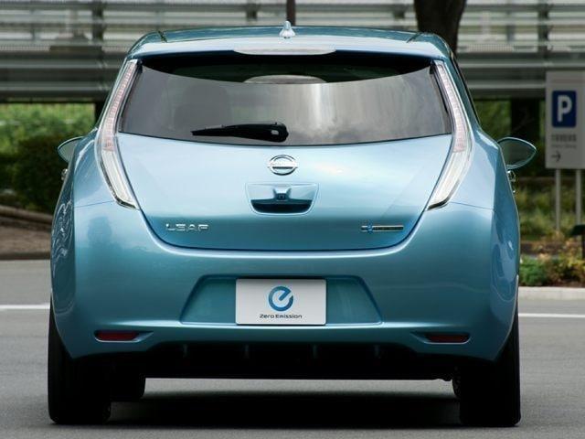 Browns Nissan Fairfax >> New Nissan LEAF | Brown's Fairfax Nissan