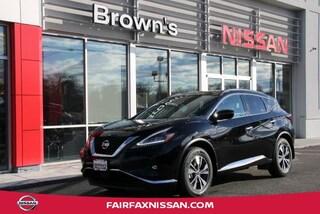 2020 Nissan Murano SV SUV