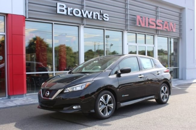 2019 Nissan LEAF SL Hatchback Fairfax VA