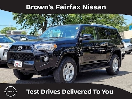 2016 Toyota 4Runner SR5 SUV V6 SMPI DOHC 5-Speed Automatic with Overdrive A46208