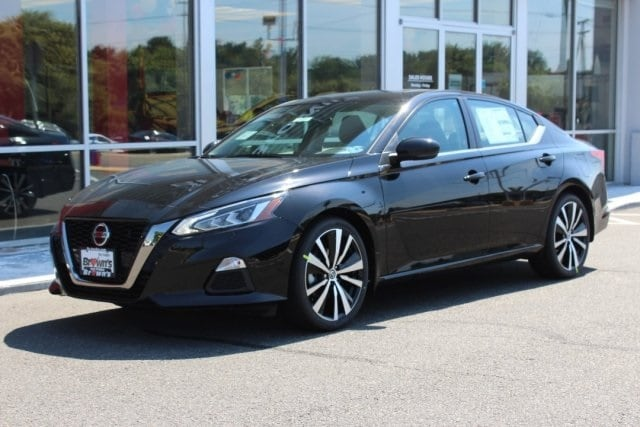 New 2020 Nissan Altima 2 5 Sr Brown S Fairfax Nissan