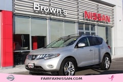 2009 Nissan Murano LE SUV V6 DOHC 24V 3.5L CVT with Xtronic A45434