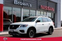 2019 Nissan Pathfinder SL SUV