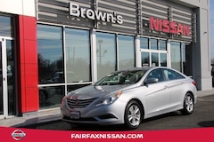2011 Hyundai Sonata GLS Sedan 4-Cylinder DGI DOHC 2.4L 6-Speed Automatic with Shiftronic L25346B