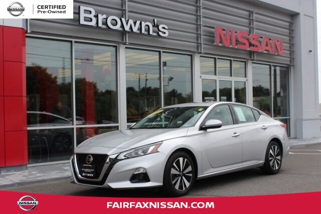 2019 Nissan Altima 2.5 SV Sedan 4-Cylinder DOHC 16V CVT with Xtronic L25346