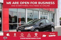 2014 Ford Focus SE Sedan 4-Cylinder DGI DOHC 2L 6-Speed Automatic with Powershift A94207