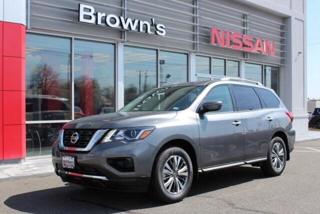 2019 Nissan Pathfinder For Sale in Fairfax VA | Brown's