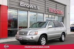 2007 Toyota Highlander Base SUV I4 SMPI DOHC 2.4L 4-Speed Automatic with Overdrive P15636B