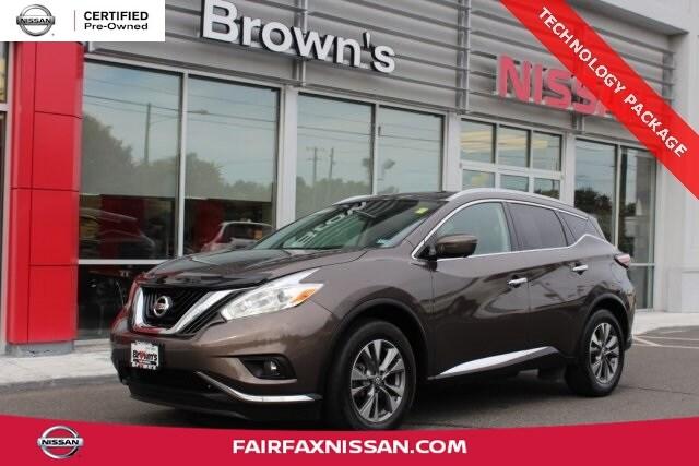 2019 Nissan Murano For Sale in Fairfax VA | Brown's Fairfax